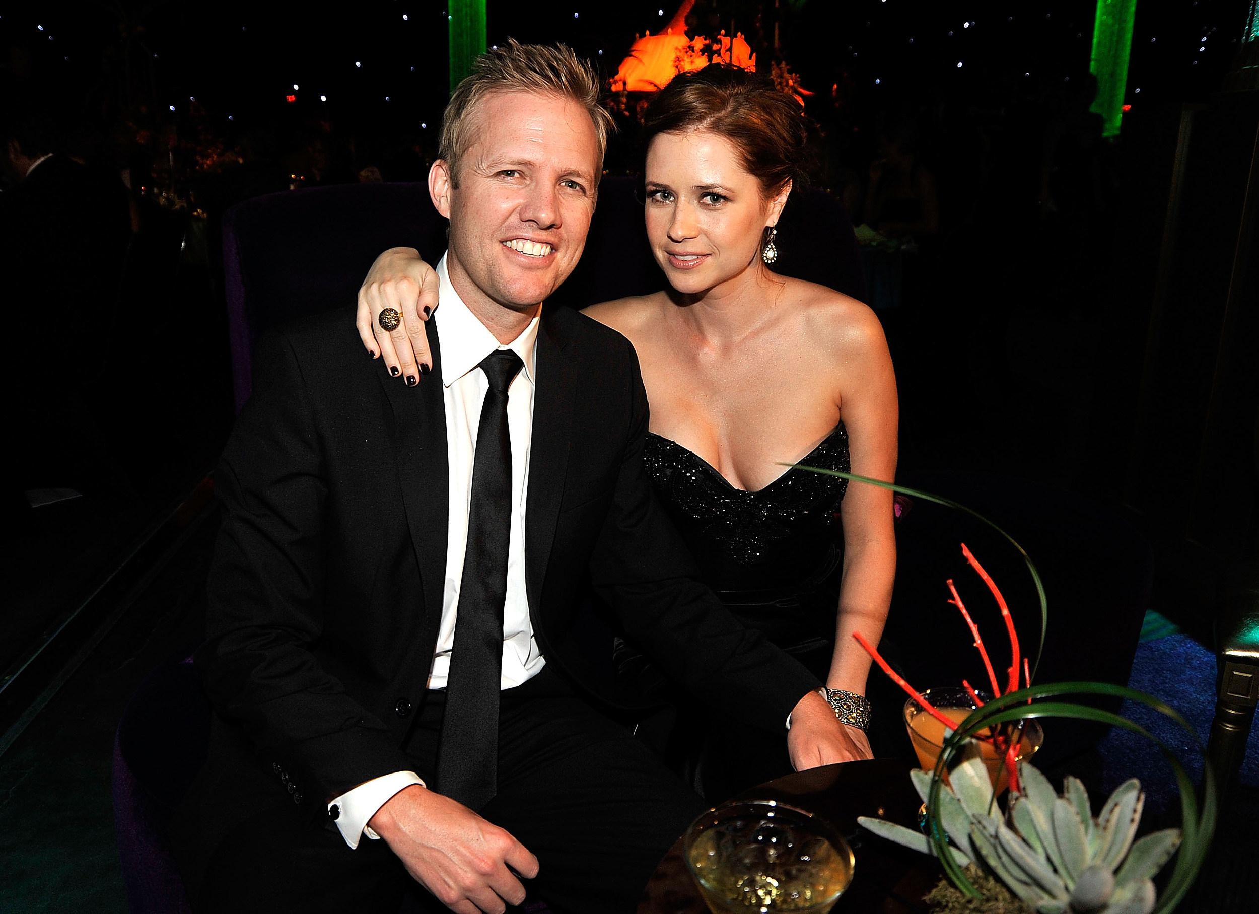 Jenna Fischer dating