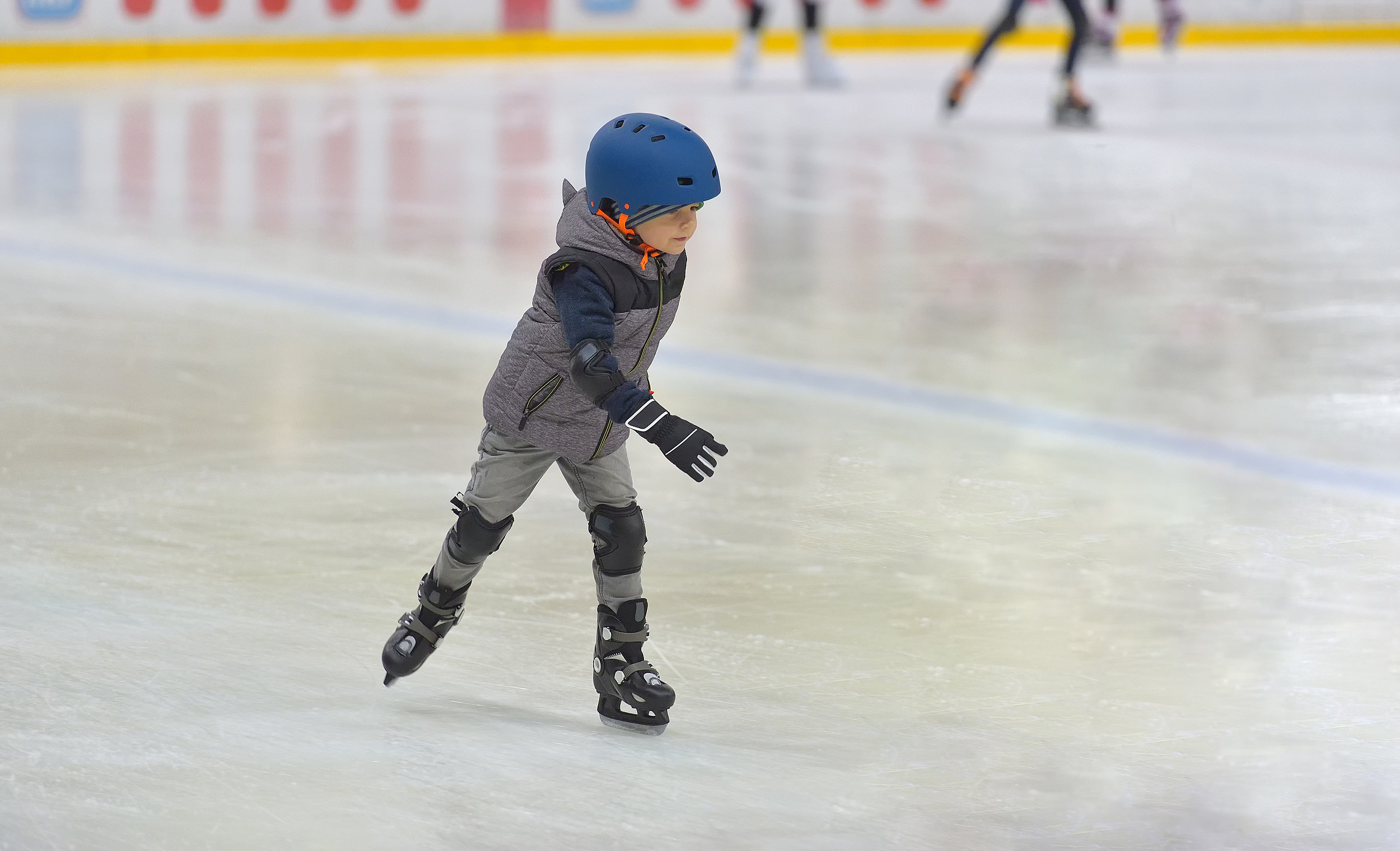 Recreational Skating At The Duluth Heritage Center Is Now Open