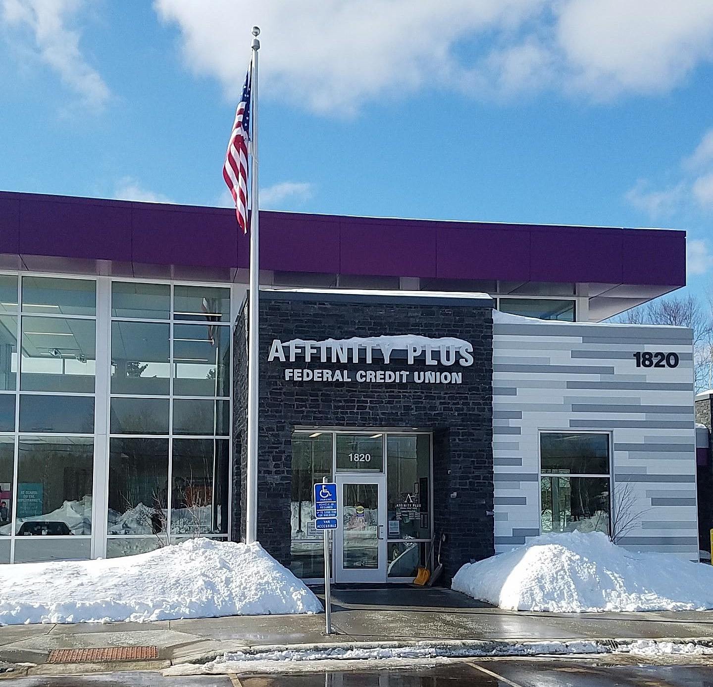 Affinity Plus Credit Union >> My First Time In The New Duluth Affinity Credit Union Branch