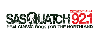 Sasquatch 92.1 FM