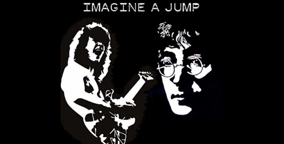 John Lennon And Van Halen Combine To Create Imagine A Jump Remix Video