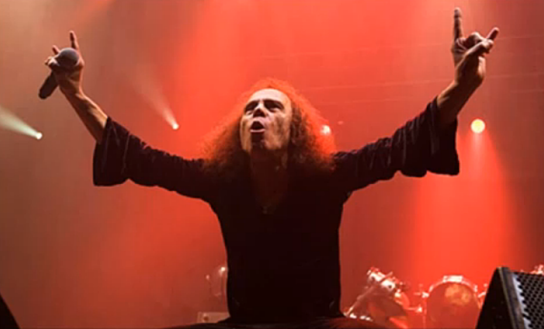 Metal Christmas: Ronnie James Dio - 'God Rest Ye Merry Gentlemen' VIDEO