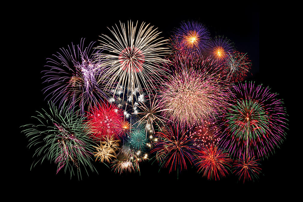 """Magic Springs """"Salute to America"""" Fireworks Show on July 5"""