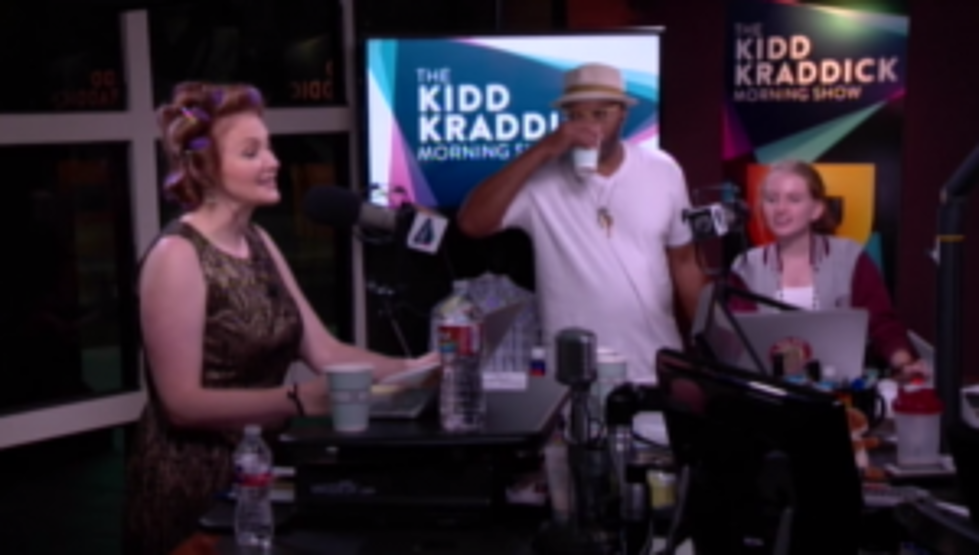 Kidd Kraddick Morning Show: Coming Up Monday
