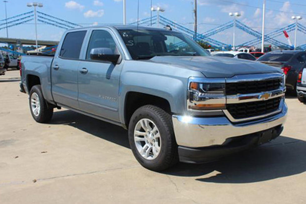 2016 Chevy Silverado 1500 Crew Cab Up For Bid Seize The Deal Auction