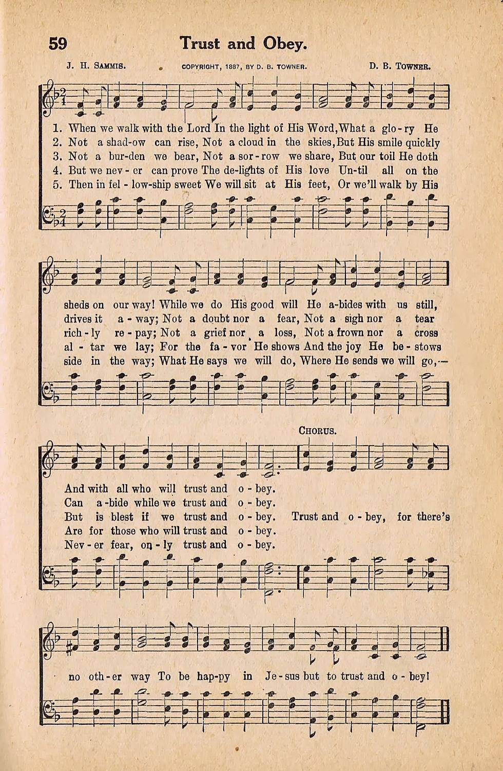Blind Gospel Song Writers Wrote for Over 8,000 Of Your Fav Hyms