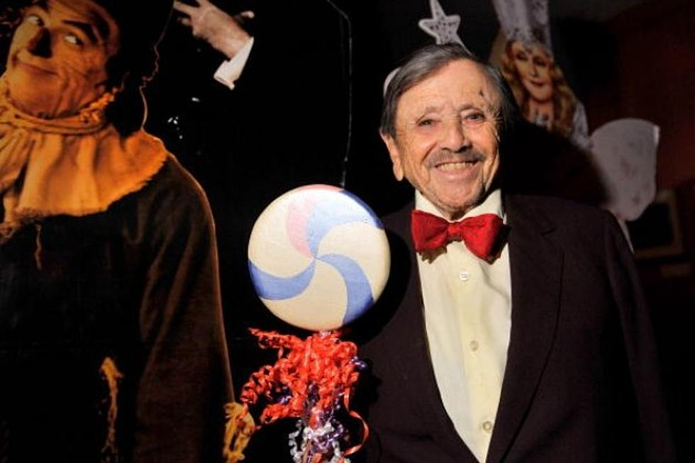 There's Only One Munchkin From the Wizard of Oz Still Alive