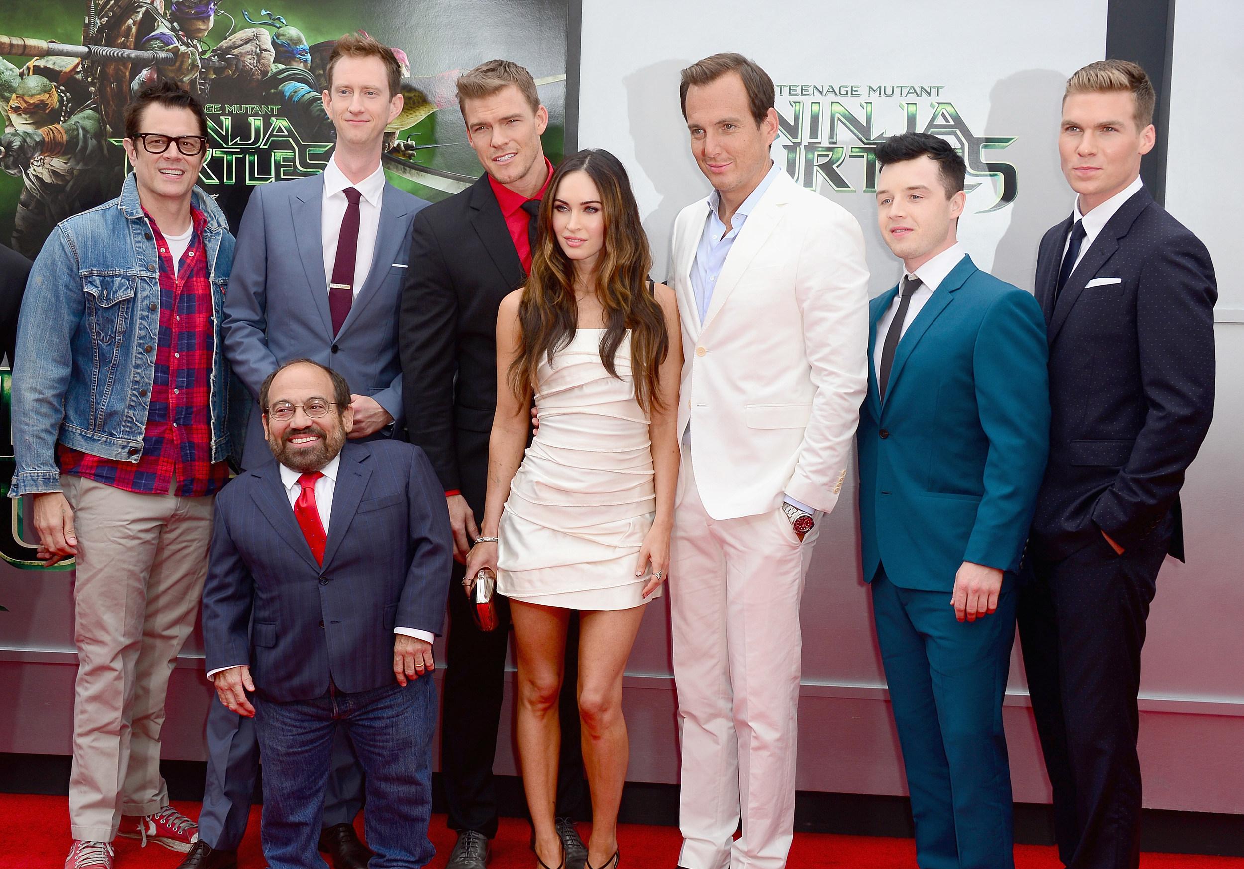 Stryker S Movie Reviews Teenage Mutant Ninja Turtles 2014