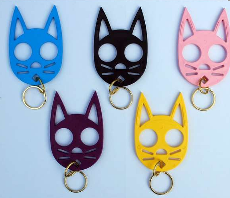 That Adorable Kitty Cat Keychain is Illegal In Texas 15f725f57