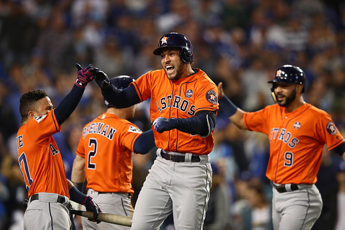 c20712664c6 Houston Astros Voted Best Uniform in Baseball
