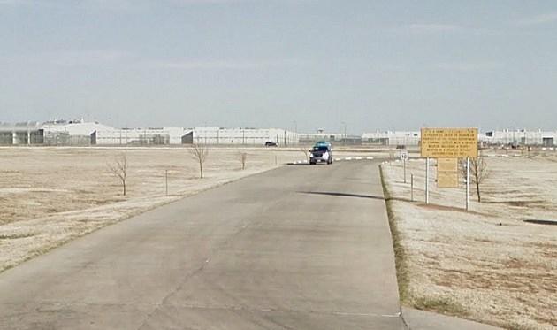inmates allred in iowa park texas