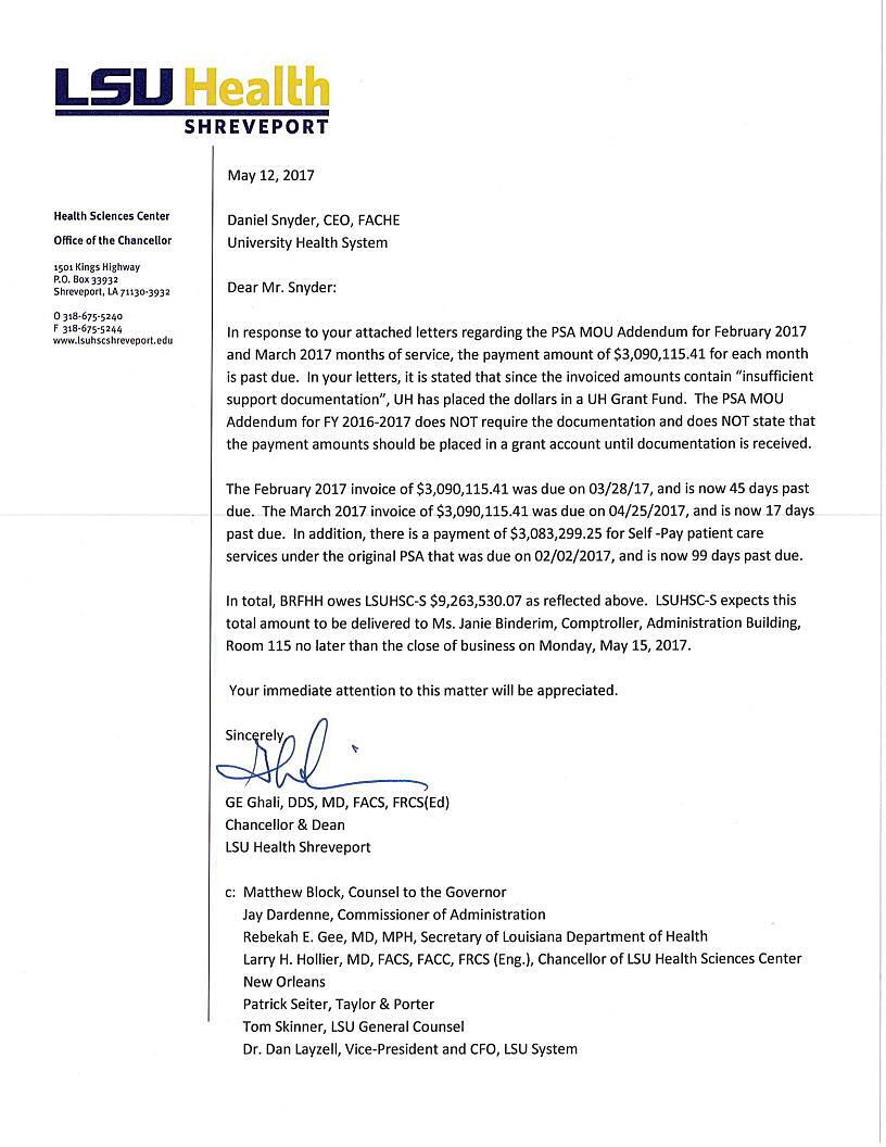 Shreveport Senator Greg Tarver Critical of Health Care Study