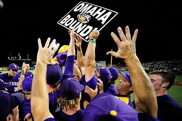 LSU Opens College World Series Saturday Night Against ...