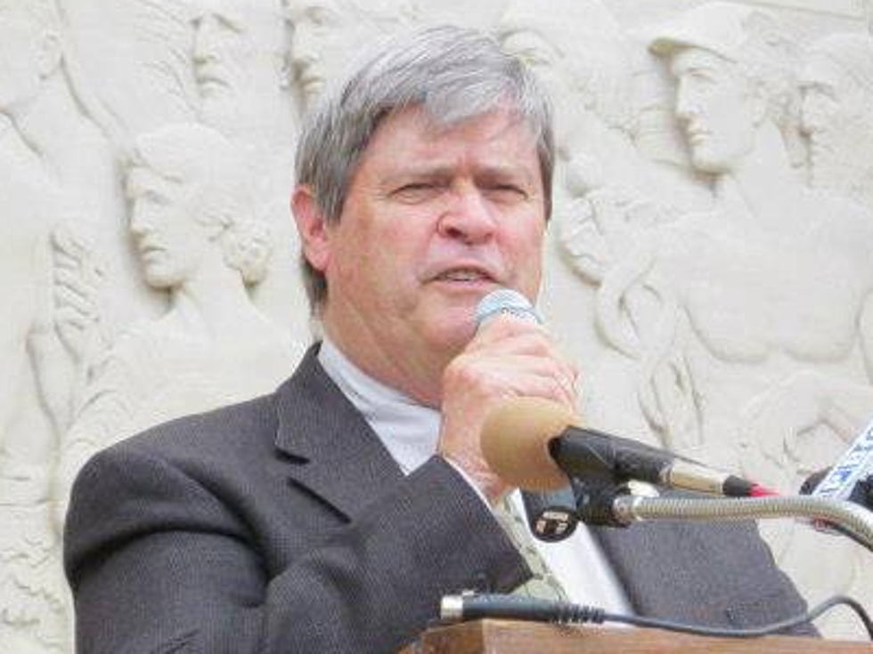 Ex-Rep Henry Burns and His 2010 'Guns-In-Church' Law