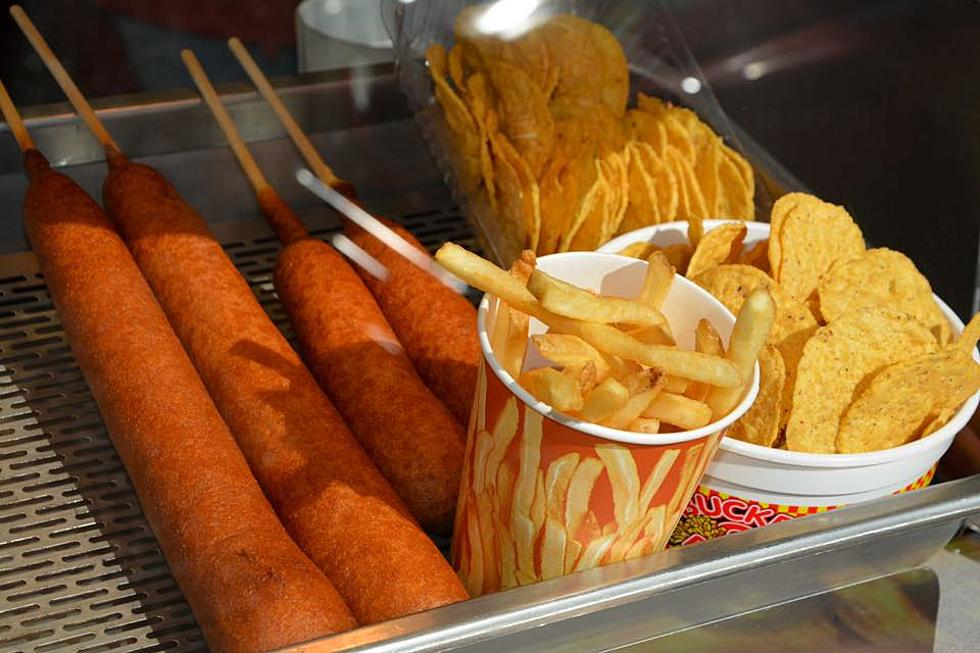 Top 5 Foods To Try At The State Fair