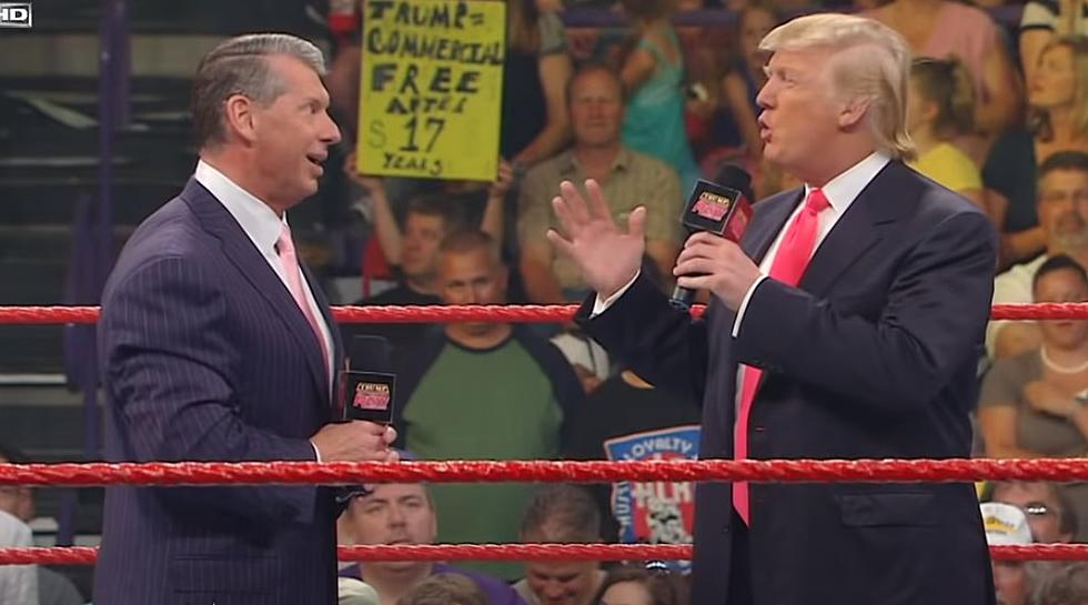 Donald Trump Campaign: How WWE & McMahons Are Related To POTUS 2