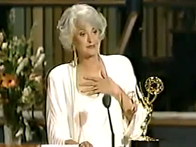 Are Bea arthur nude painting are