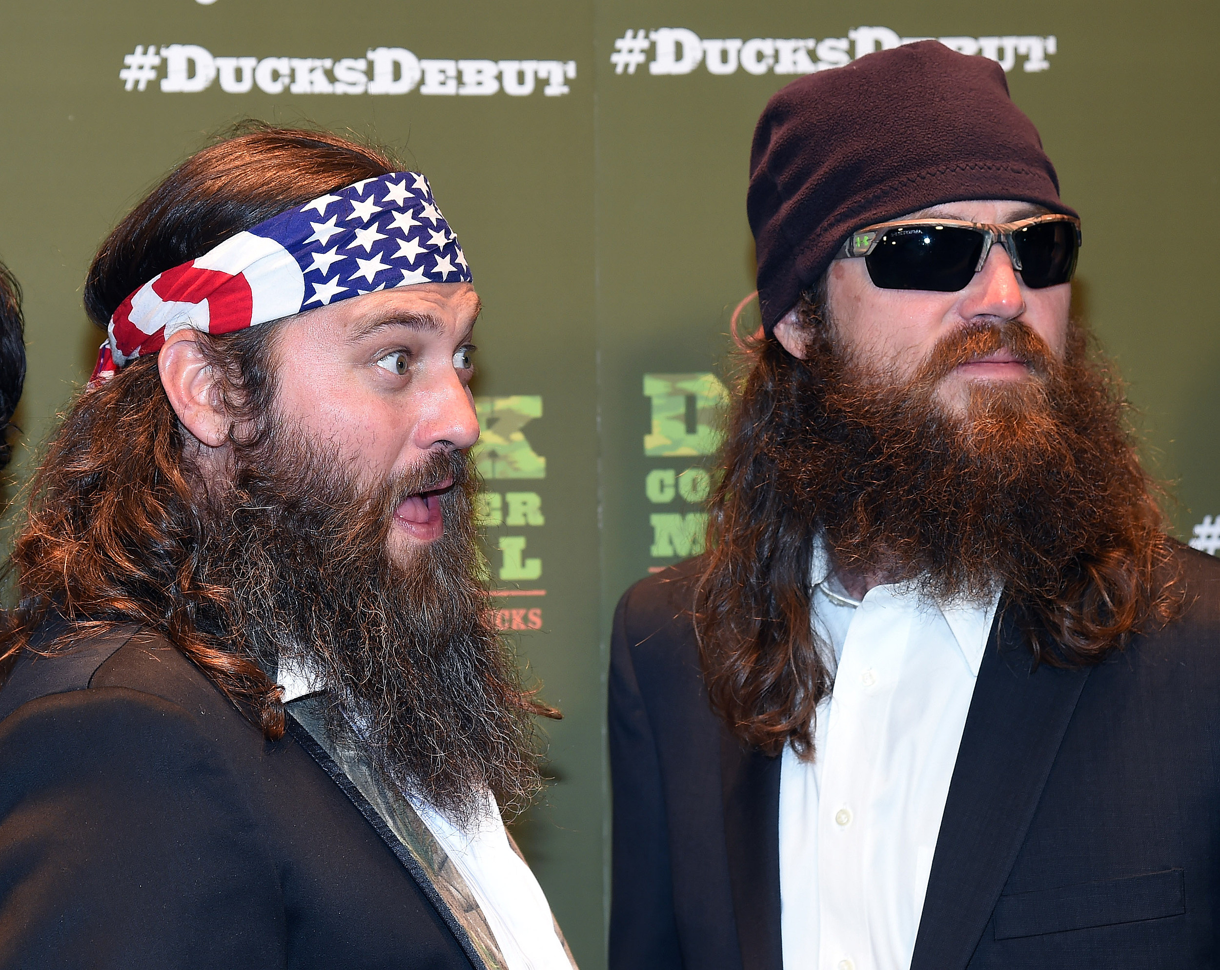 Jase Robertson From Duck Dynasty Shaved His Beard! (Pics)