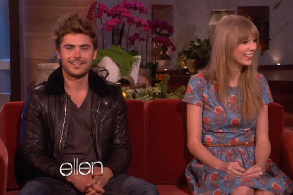 Taylor Swift Dating Zac Efron