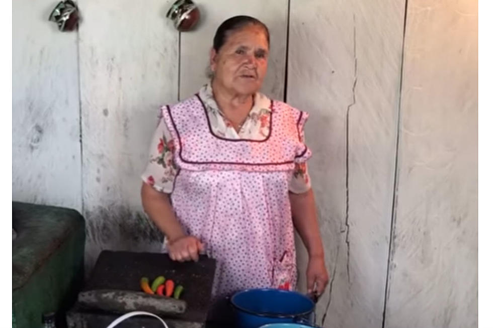Mexican Grandma Creates Cooking Youtube Channel