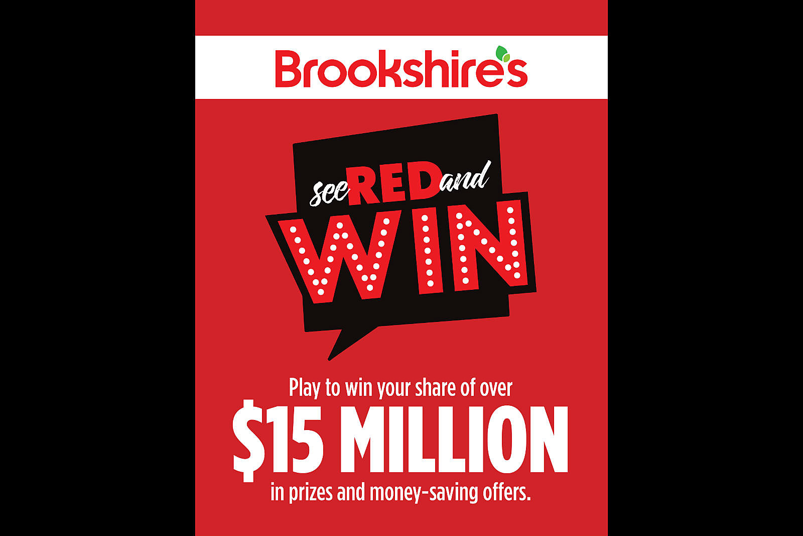 You Could Win 150000 From Brookshires
