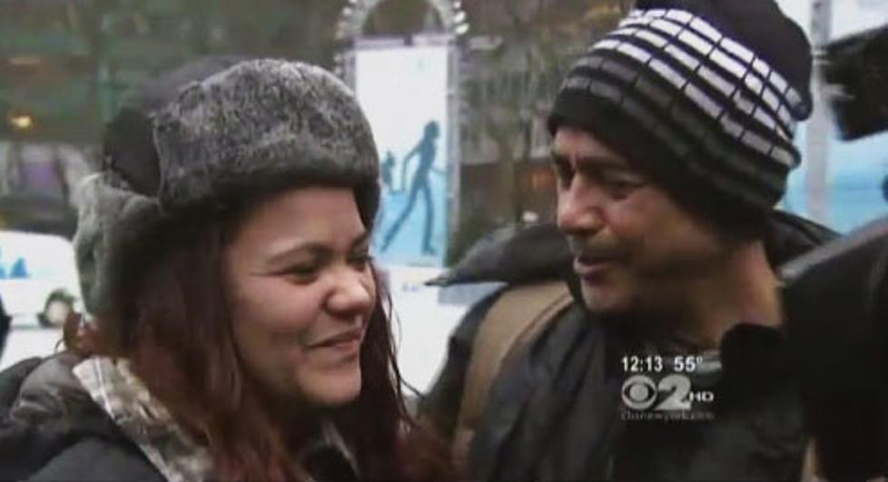 Pleasant Homeless Man Finds Long Lost Daughter Through Twitter Video Interior Design Ideas Inesswwsoteloinfo