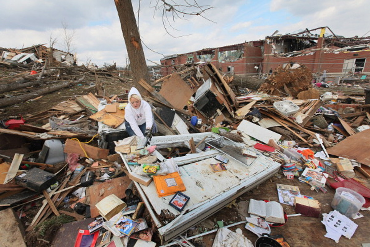Tornado Death Toll Stands at 36 in South and Midwest[Video]