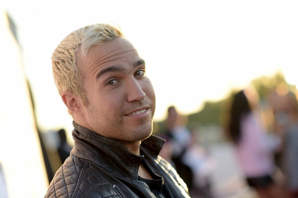 Pete Wentz From Fall Out Boy Talks With The Kidd Kraddick