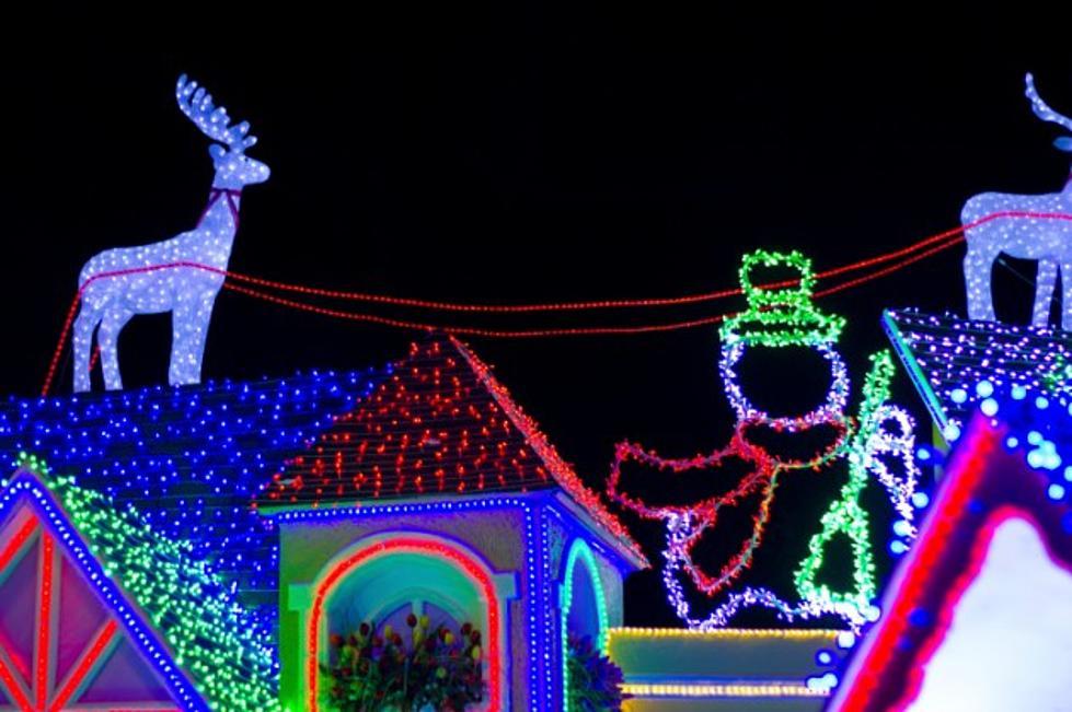 Drive Through Christmas Lights.Drive Thru Christmas Lights Parks In East Texas