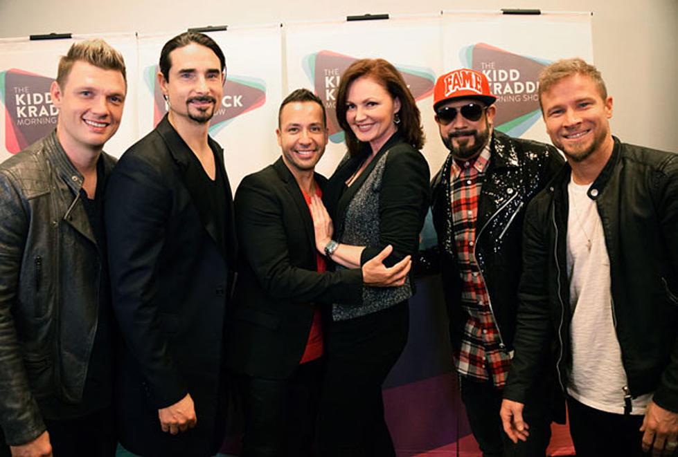 Kellie Rasberry Interviews The Backstreet Boys
