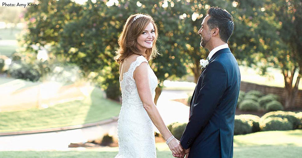 Pictures from Kellie Rasberry's weddding