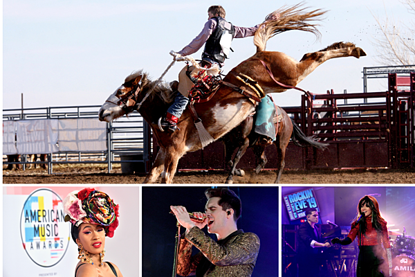 Pop Stars Make Up Nearly 1 3 Of 2019 Rodeohouston Concert