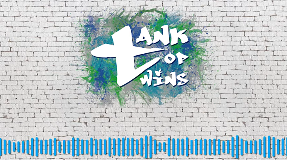 KiddNation Debuts 'The Tank Top Twins'