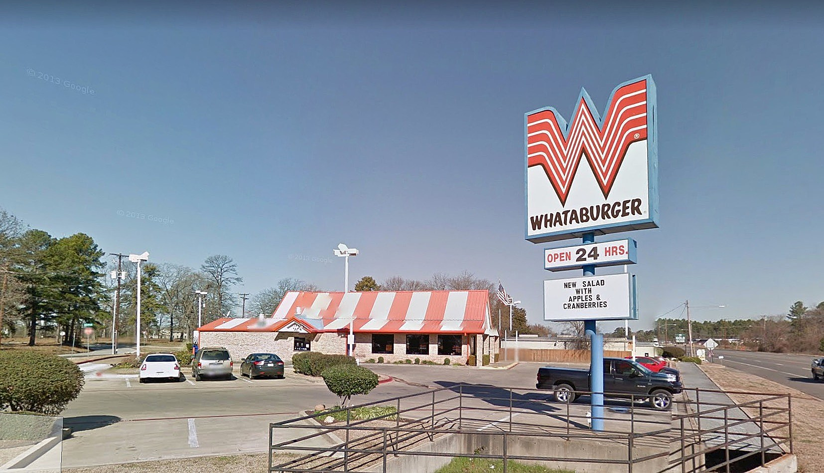 Whataburger Locations Supporting Relay for Life This Evening