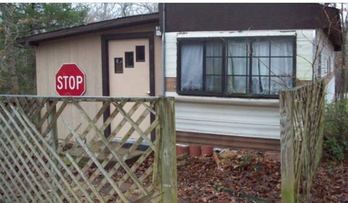 Free House Up for Grabs on Tyler Craigslist If You Dare