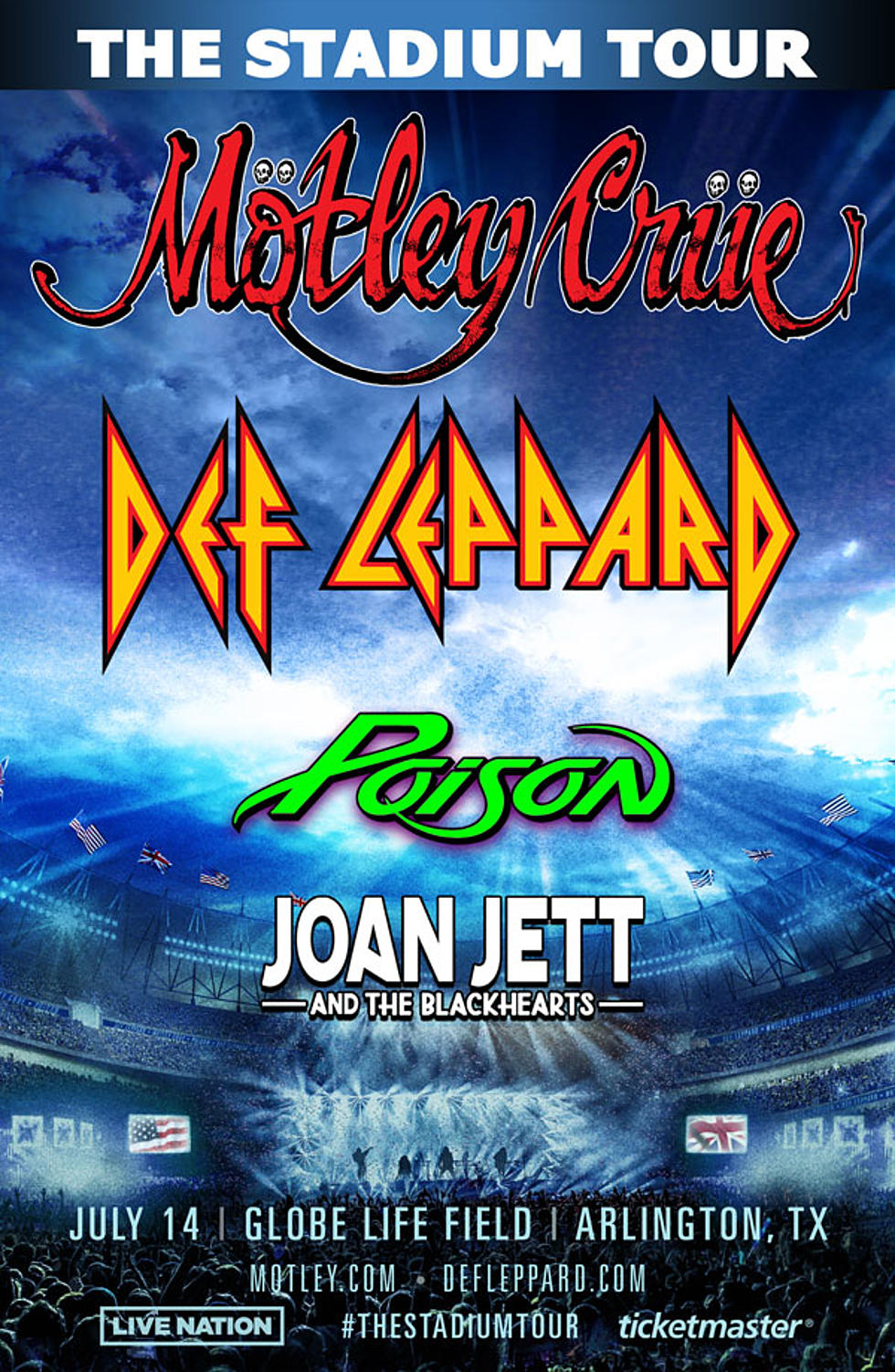 joan jett tour 2020