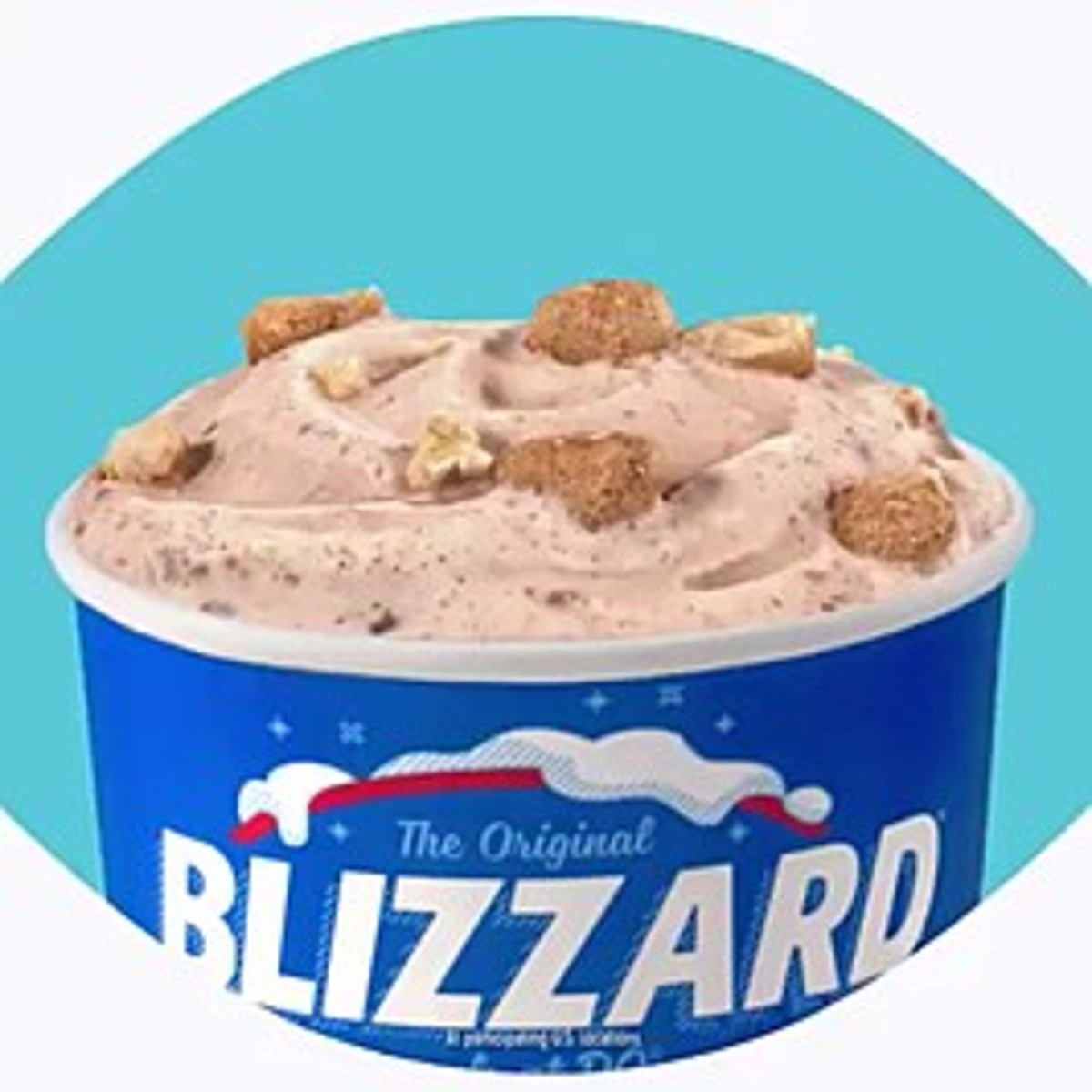 Have You Tried DQ's 'Snickerdoodle Cookie Dough Blizzard?'