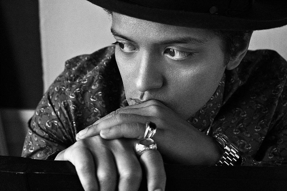 Kiss New Music Bruno Mars When I Was Your Man Audio