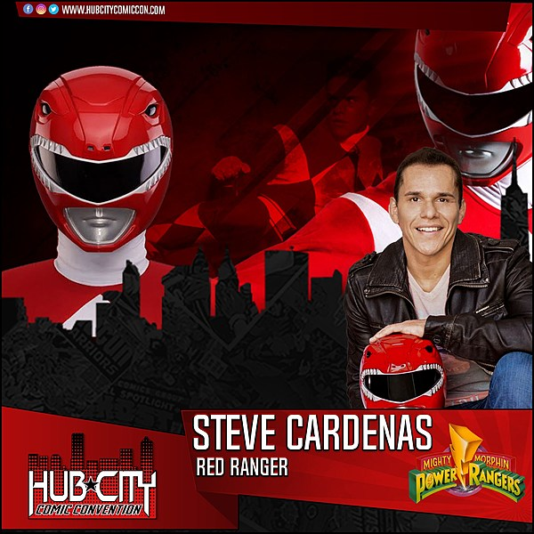 Update Steve Cardenas Won T Be At Hub City Comic Con