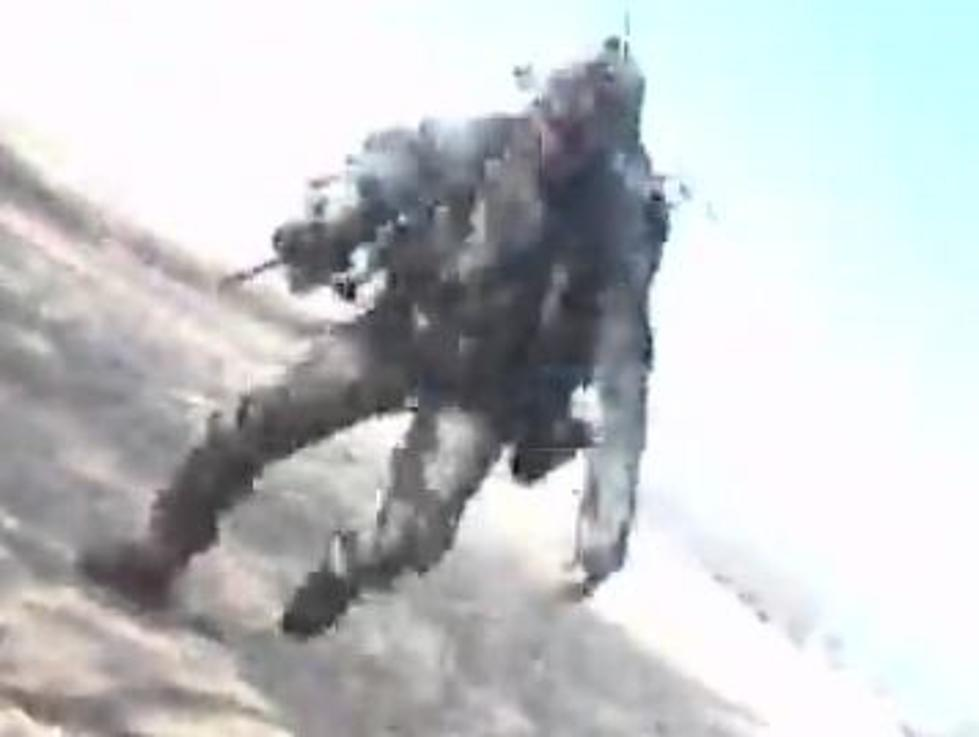 Helmet Cam Footage of a Firefight Between U S  Troops and