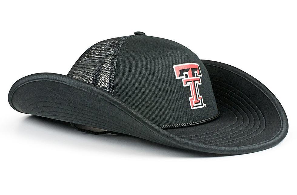 You Can Now Buy A Texas Tech Baseball Cap Cowboy Hat d78388fa22c