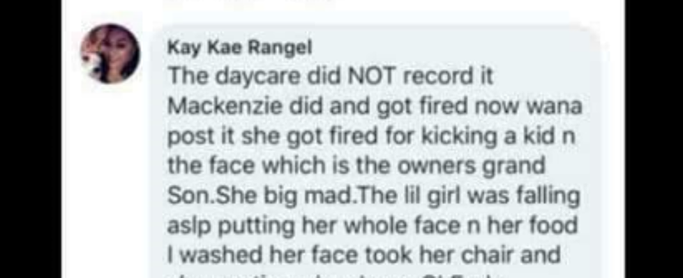 Lubbock Daycare Worker in Viral Video Isn't Done Being Horrible