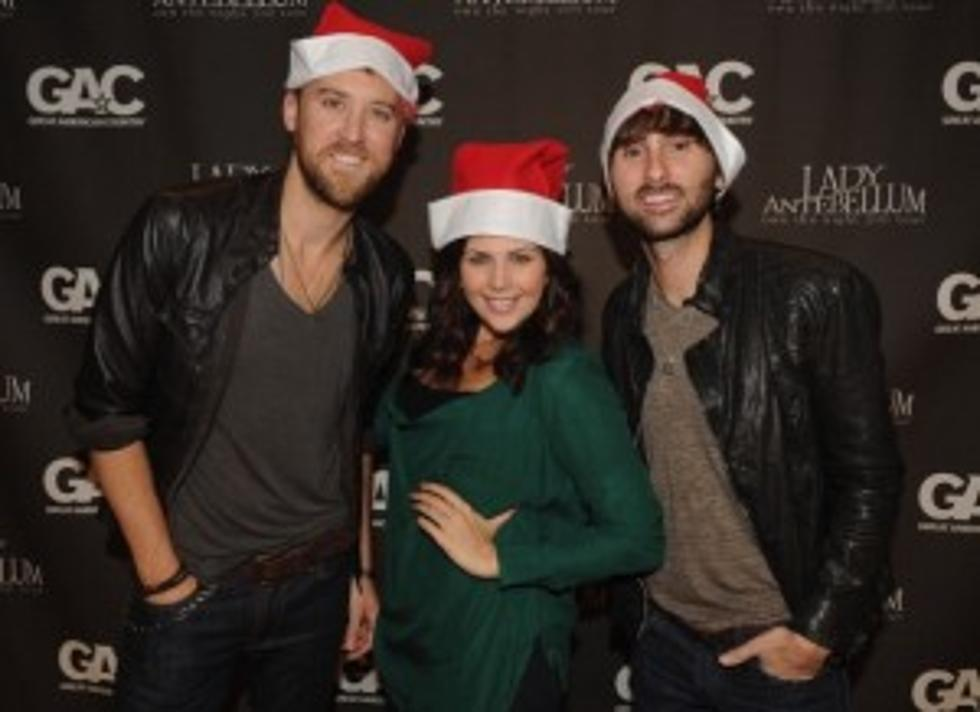"Lady Antebellum Says ""Dig Out Your Christmas Sweater""  VIDEO  bf32955f377"