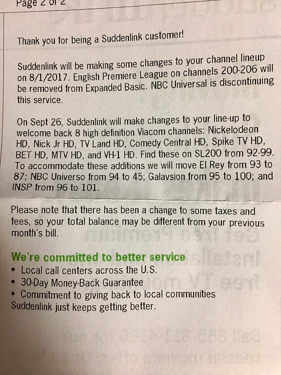 bet channel on suddenlink