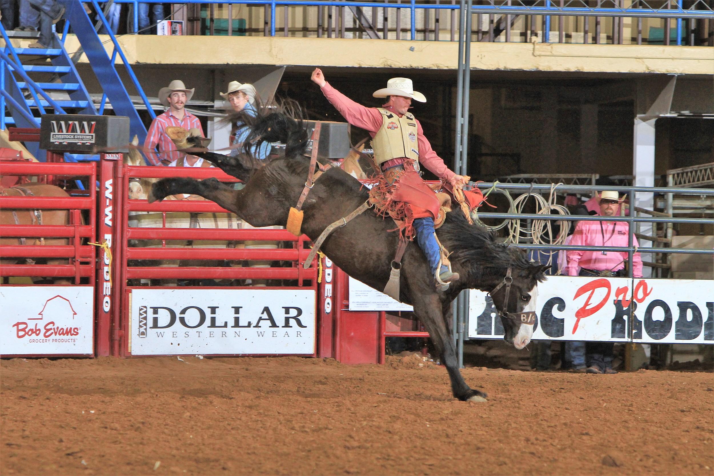 f01f682a8da Lonestar 99.5 Talks to the Fine Folks From the ABC Pro Rodeo