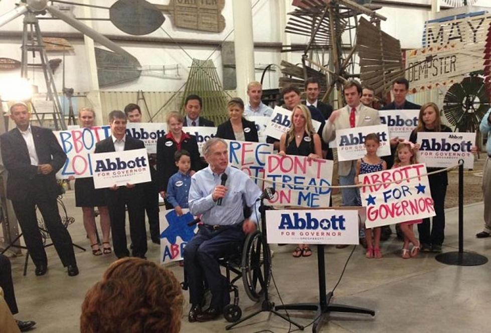 Texas Attorney General Greg Abbott's Child Support Division