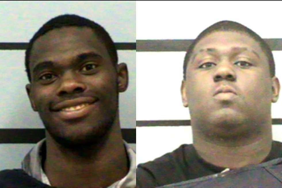Lubbock Police Arrest Two Convenience Store Robbers