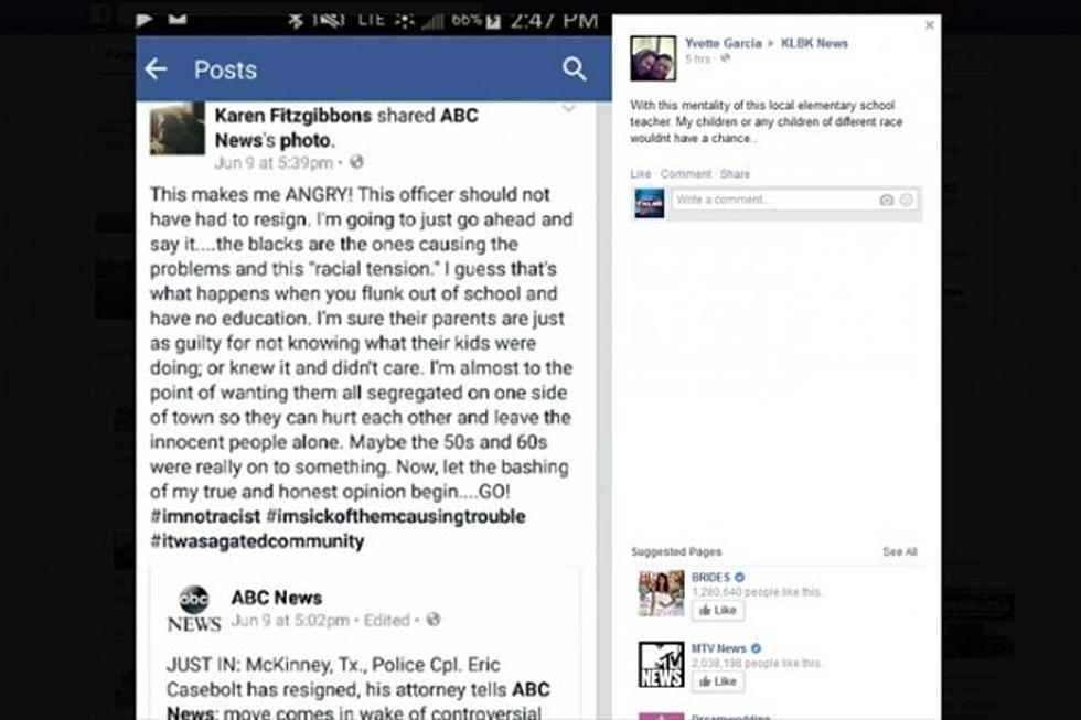 Students Facebook Rant Against Teacher >> Frenship Isd Teacher Posts Imnotracist Rant On Facebook