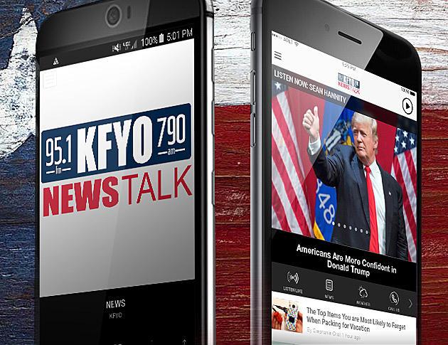 Introducing: The NewsTalk 790 KFYO Mobile App - News/Talk