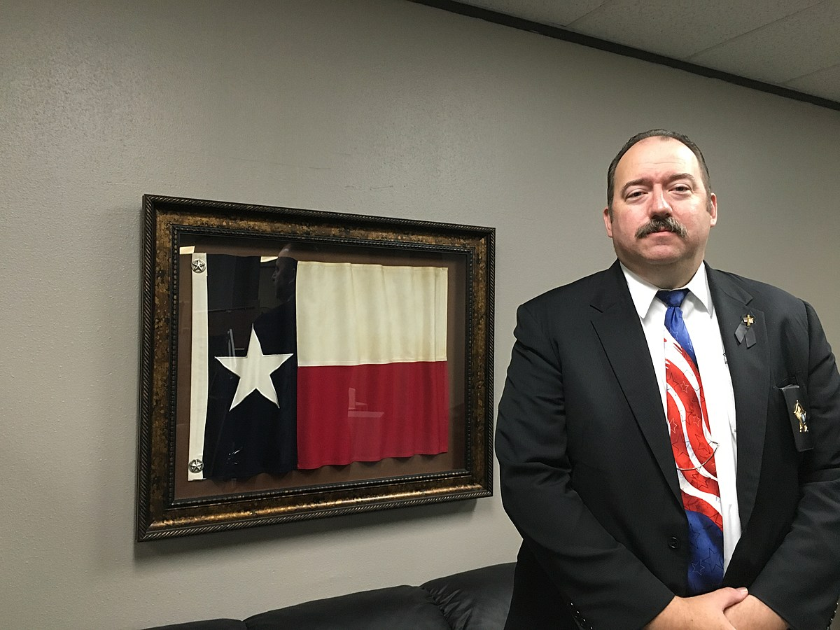Sheriff Kelly Rowe Talks Border Issues, Sheriff Pay Rate, & More
